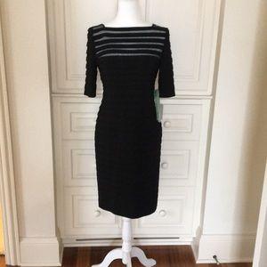 NWT Simply Liliana Illusion Top Dress 8